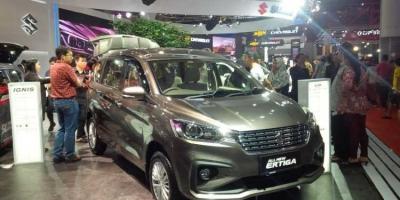 Tenaga Mesin Anyar di All New Suzuki Ertiga, Mirip Xpander