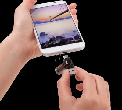Yuk Bertansformasi Model Penyimpanan Data di Era Digital bersama Sandisk Dual Drive