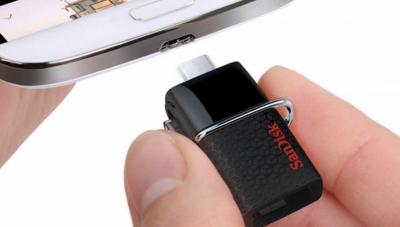 """""""SanDisk Dual Drive"""" Solusi Andal Penyimpanan Konten Foto dan Video Digital"""