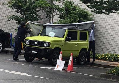 Seperti Ini Wujud Suzuki Jimny Terbaru, Mau Dijual di Indonesia?