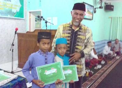 Buya Mahyeldi Selalu Penuhi Harapan Jemaah Ramadan Kota Padang