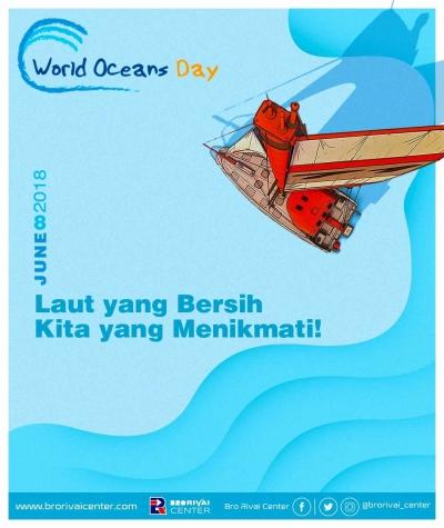 Laut Harus Bebas Dari Sampah Plastik
