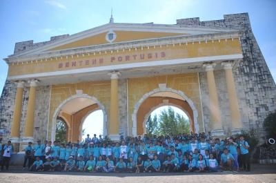 Kerabat Muda MSF Cintai Alam dan Sesama Lewat