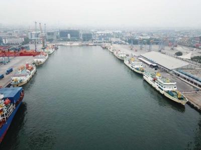 PT Pelni Pecahkan Rekor Dunia, Konvoikan 9 Kapal Mudik Gratis