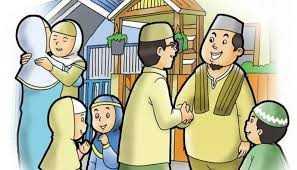 Indahnya Islam di Momen Idulfitri yang Penuh dengan Maaf