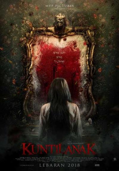 "Kembalinya Teror Cermin Berhantu dalam Film ""Kuntilanak"""