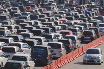 Mudik Lebaran, Jalan Tol Picu Pertumbuhan Mobil Pribadi
