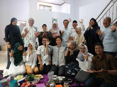Aktivitas Idul Fitri di Hari Kedua