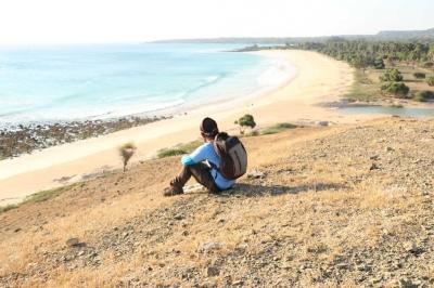 Kala Aku Jatuh Cinta dengan Sang Bidadari dari Pulau Semau