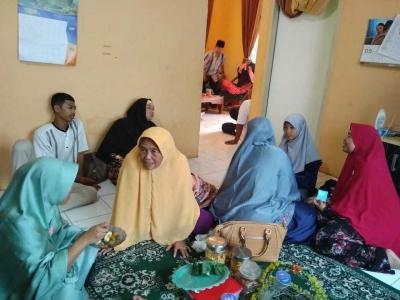 Merasakan Pertama Kali Silaturahmi Antar Agama dalam Perayaan Idul Fitri