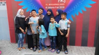 Ini Dia 6 Keseruan Libur Lebaran di Jakarta Fair bersama Keluarga