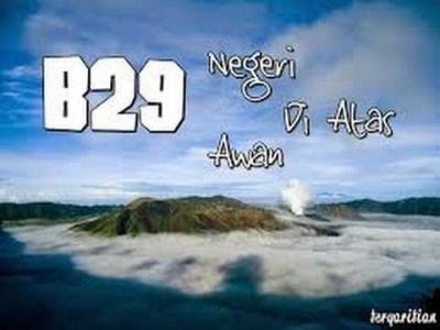 Nirwana (Khayangan) di Negeri di Atas Awan B29