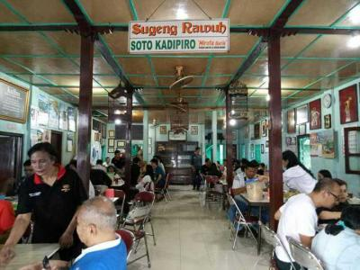 Lezatnya Soto Kadipiro Jogja