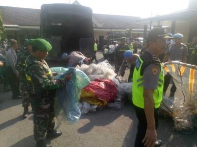 Penertiban Balon Udara di Wilayah Ponorogo oleh Tim Gabungan Dimulai Hari Ini
