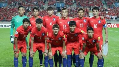 Berharap pada Tim Sepak Bola Kawasan Asia