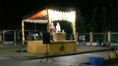 Pemuda Kemukiman Peudaya Aceh Mengadakan Halal Bi Halal dalam Rangka Menjaga Silaturahmi