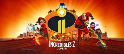 """Resensi Film """"Incredibles 2"""", Akhir dari Penantian Selama 14 Tahun"""
