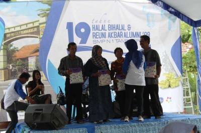 Reuni Akbar Alumni 1999 SMPN 1 Tambakrejo