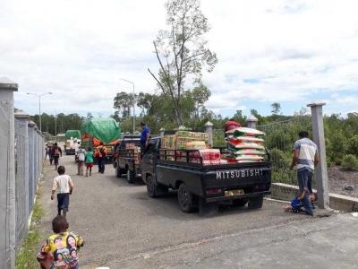 7 Gebrakan Pemerintah Jokowi-JK Menjaga Stabilisasi Harga Bahan Pokok di Papua