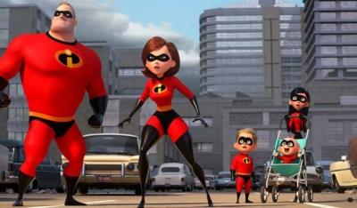 Incredibles 2 yang Jauh Lebih Menarik Ketimbang Infinity War