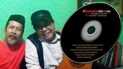Akhirnya Lagu #SelamatkanIndonesia Rampung Juga