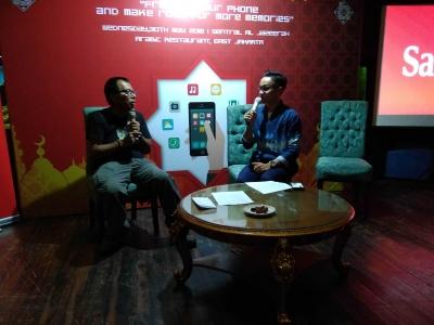 (Bukan Review?) Nangkring Bareng Sandisk, Cerita Saya