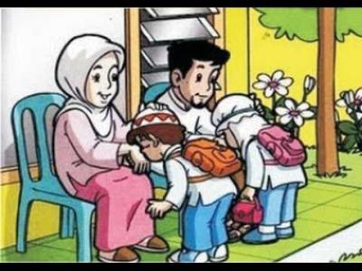 Modal Mendidik Buat Orangtua