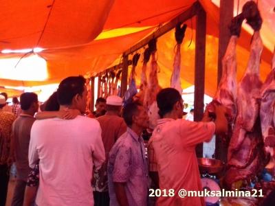Meugang, Tradisi Aceh Menyambut Momen Suci