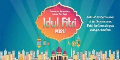 Warna-warni Perayaan Idulfitri