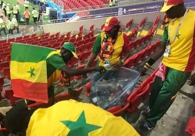 Budaya Senegal dan Jepang di Stadion
