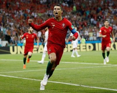 Angka Empat, Jenggot, dan Jimat Cristiano Ronaldo