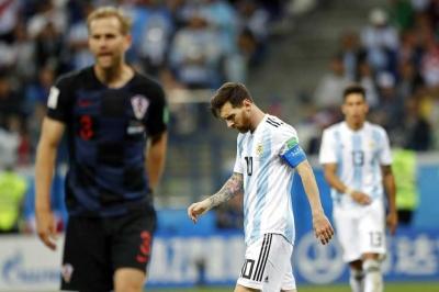 Pantas Saja Argentina Kalah, Sebab