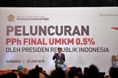 Angin Segar bagi UMKM, PPh Final UMKM Turun Menjadi 0,5 Persen