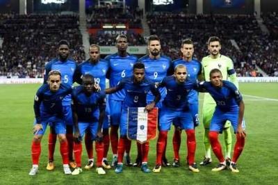 Menyingkirkan Peru, Prancis Juara Piala Dunia 2018?