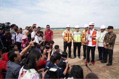 Bandara Internasional Soekarno-Hatta Siap Tampung 100 Juta Penumpang