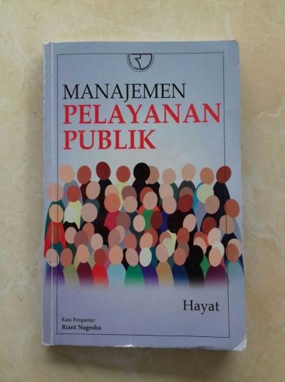 Resensi Buku Manajemen Pelayanan Publik