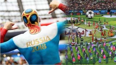Kesebelasan Rusia Menjadi
