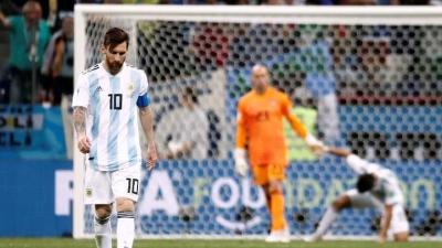 Kroasia Lumat Argentina, Aksi Messi Terhenti Pucat Pasi