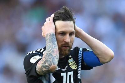 Messi Sayang, Messi Malang