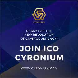 Cyronium, Gaya Baru Investasi ala Milenial