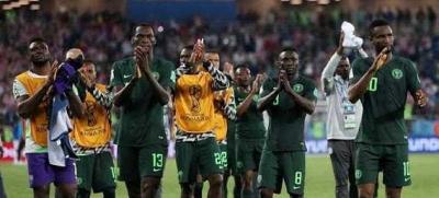 Nigeria Menang, Argentina Senang