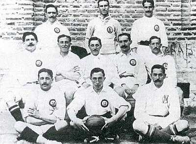 Presiden Pertama Real Madrid Julian Palacios
