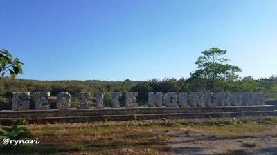 Situs Kebumian Goa Ngingrong, Komponen UNESCO Global Geopark Gunung Sewu