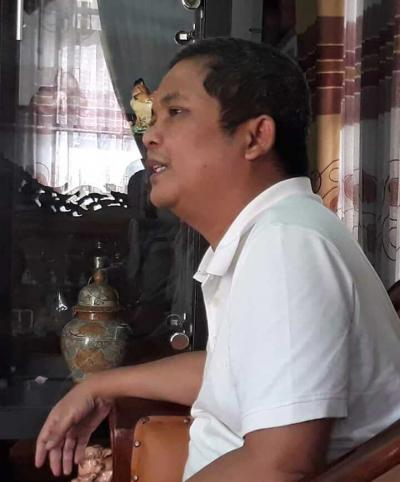 Sejuta Mata untuk Kang Uung Kurnia