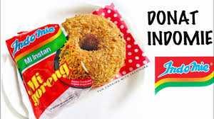 Kuliner Hits, Donat Indomie
