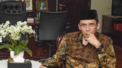 Mungkinkah Ini Strategi Politik TGB kepada Jokowi?