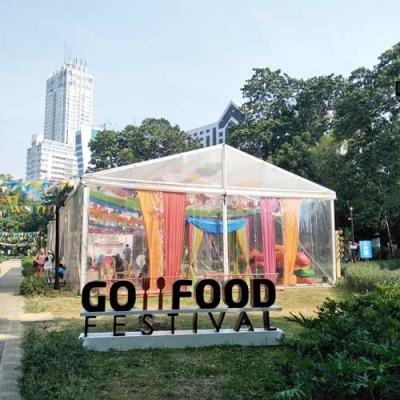 Go-Food Festival 2018 di GBK Hadirkan Konsep Unik