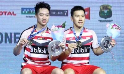 Tiga Modal Positif dari Indonesia Open untuk Asian Games