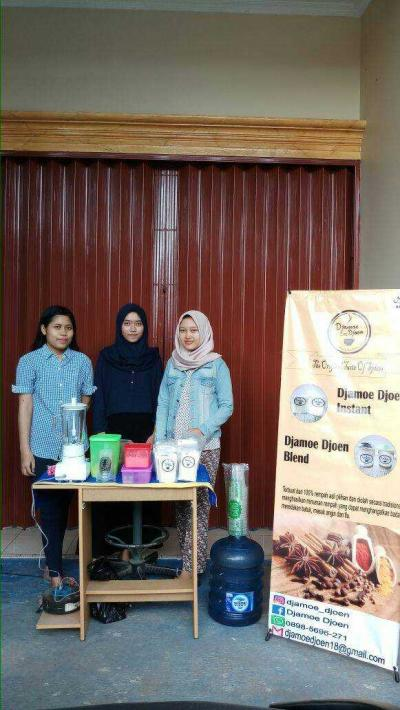 Inovasi Djamoe Djoen: Upaya Melestarikan Kuliner Semarang