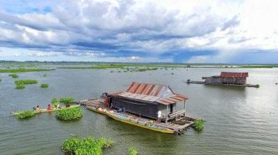 Menanti Wajah Baru Danau Tempe Kabupaten Wajo